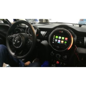 CARPLAY PER MINI F55 F56 CON SISTEMA NBT