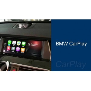 CARPLAY PER BMW CON SISTEMA CIC