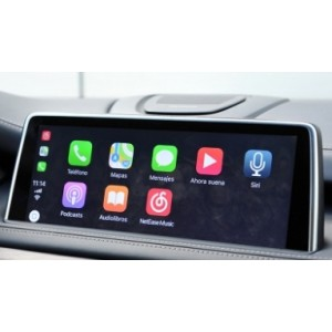 CARPLAY PER BMW CON SISTEMA NBT/EVO/ID5/ID6