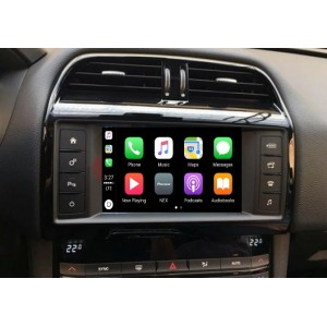 CARPLAY per JAGUAR dal 2016 con sistema Harman