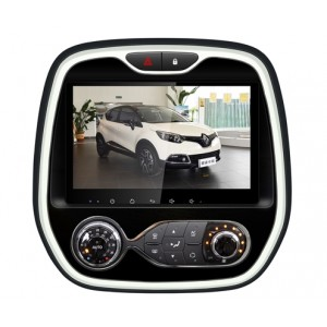 Navigatore compatibile con RENAULT CAPTURE