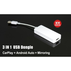 CARPLAY/ANDROID/MIRROR LINK  universale