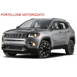 Kit portellone motorizzato compatibile con JEEP COMPASS dal 2017