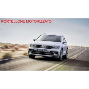 Kit portellone motorizzato compatibile con VW TIGUAN dal 2017