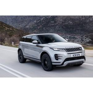 Retrocamera per Range Rover Evoque dal 2019