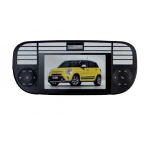 Navigatore compatibile con Fiat 500