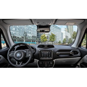 Kit retrocamera per Jeep Renegade ( IVR-FT09-MT)