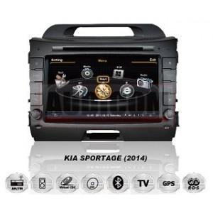 Navigatore compatibile con KIA SPORTAGE fino al 2014