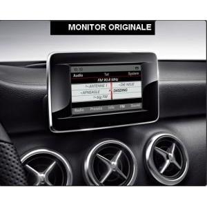 Navigatore compatibile con MERCEDES CLASSE A/B/CLA/GLA NTG4.5
