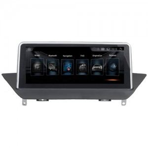 Navigatore compatibile con BMW X1 E84